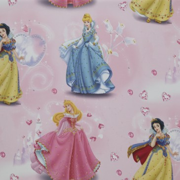 Disney Princess Fabric SUNSPARK.33.150
