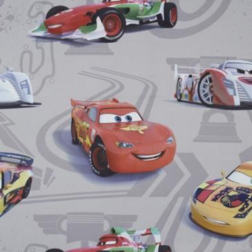 Cars Disney Fabric SUNRACE.55.150