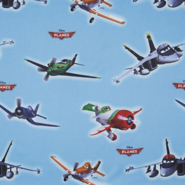 Disney Planes Fabric SUNLIMA.40.150