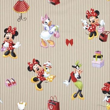 Disney Minnie Mouse Fabric MADSHOP.13.140