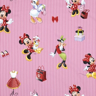 Disney Minnie Mouse Fabric MADSHOP.33.140