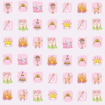 KidsFabrics Fabric DIGSTUFF.33.140