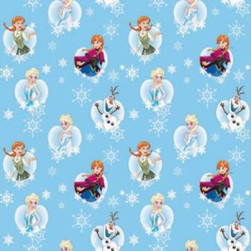 Disney Frozen Fabric FROSTY.38.140