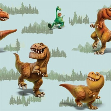 Disney The Good Dinosaur Fabric RAMSEY.38.140