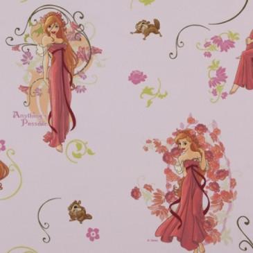 Disney Princess Fabric DREAMGIRL.33.140
