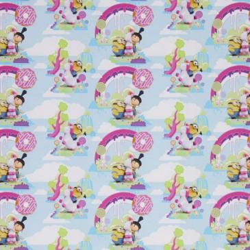 Minions Universal Fabric CRANE.380