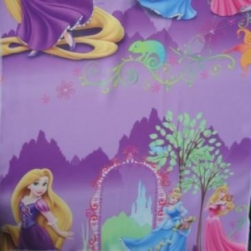 Disney Princess Fabric SUNFRAME.35.150